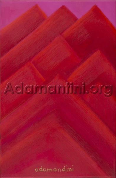 """Oil on Canvas 2014 45 x 30 cm - 17 7/10"""" x 11 8/10"""" inches Artwork number 29"""